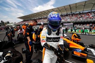 Fotos GP México F1 2018 Foto 85