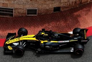Fotos GP Mónaco F1 2018