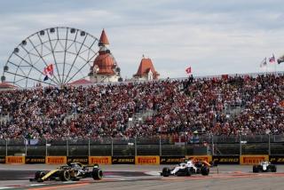 Fotos GP Rusia F1 2018 Foto 35
