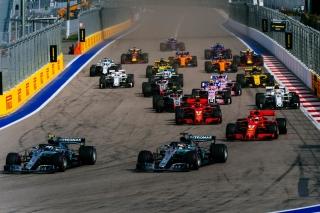 Fotos GP Rusia F1 2018 Foto 36