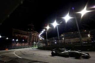Foto 2 - Fotos GP Singapur F1 2017