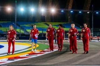 Fotos GP Singapur F1 2018 - Foto 2