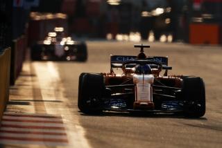 Fotos GP Singapur F1 2018 Foto 7