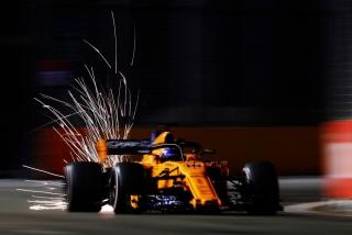 Fotos GP Singapur F1 2018 Foto 18