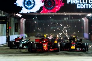 Fotos GP Singapur F1 2018 Foto 23