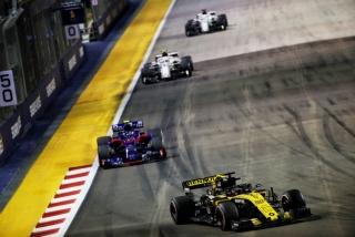Fotos GP Singapur F1 2018 Foto 26