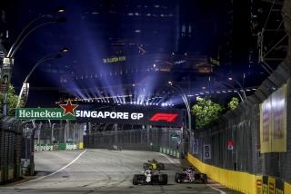 Fotos GP Singapur F1 2018 Foto 32
