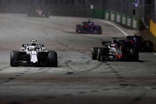 Fotos GP Singapur F1 2018 Foto 34