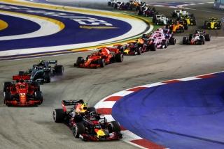 Fotos GP Singapur F1 2018 Foto 40