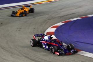 Fotos GP Singapur F1 2018 Foto 54