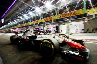 Fotos GP Singapur F1 2018 Foto 66