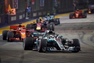 Fotos GP Singapur F1 2018 Foto 78