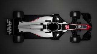 Foto 2 - Fotos Haas VF-18 F1 2018