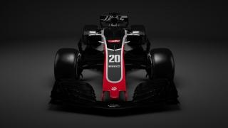 Foto 4 - Fotos Haas VF-18 F1 2018
