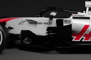 Fotos Haas VF-18 F1 2018 Foto 9
