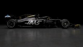 Fotos Haas VF19 F1 2019