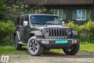 Fotos Presentación Jeep Wrangler 2018 - Foto 3