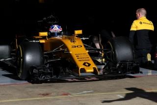 Foto 2 - Fotos Jolyon Palmer F1 2017