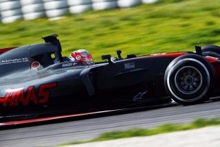 Foto 3 - Fotos Kevin Magnussen F1 2017