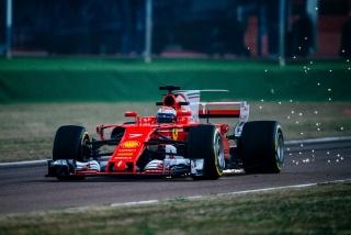 Fotos Kimi Räikkönen F1 2017 Foto 2