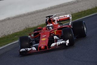 Fotos Kimi Räikkönen F1 2017 Foto 4