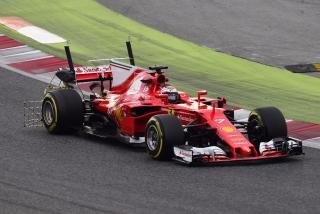 Fotos Kimi Räikkönen F1 2017 Foto 6