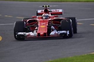 Fotos Kimi Räikkönen F1 2017 Foto 14