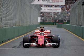 Fotos Kimi Räikkönen F1 2017 Foto 15