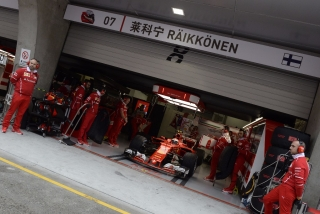 Fotos Kimi Räikkönen F1 2017 Foto 17