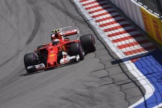 Fotos Kimi Räikkönen F1 2017 Foto 25