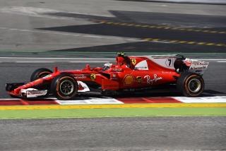 Fotos Kimi Räikkönen F1 2017 Foto 28