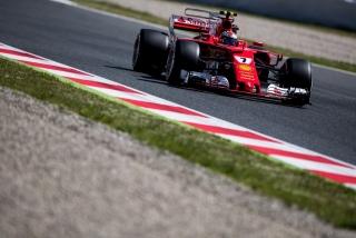 Fotos Kimi Räikkönen F1 2017 Foto 31