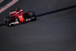 Fotos Kimi Räikkönen F1 2017 Foto 32