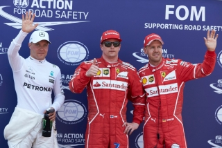 Fotos Kimi Räikkönen F1 2017 Foto 40