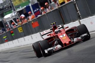 Fotos Kimi Räikkönen F1 2017 Foto 59