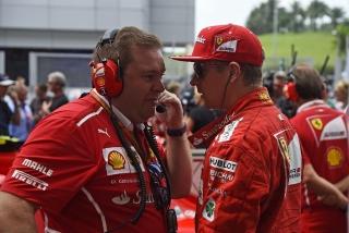 Fotos Kimi Räikkönen F1 2017 Foto 72