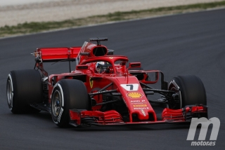 Fotos Kimi Räikkönen F1 2018 Foto 2