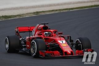 Fotos Kimi Räikkönen F1 2018 Foto 3