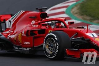 Fotos Kimi Räikkönen F1 2018 Foto 4