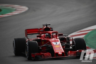 Fotos Kimi Räikkönen F1 2018 Foto 5