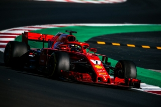 Fotos Kimi Räikkönen F1 2018 Foto 10