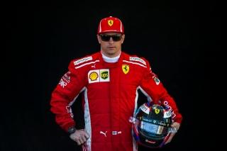 Fotos Kimi Räikkönen F1 2018 Foto 11