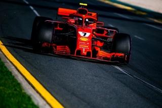 Fotos Kimi Räikkönen F1 2018 Foto 14