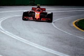 Fotos Kimi Räikkönen F1 2018 Foto 15