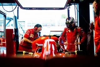Fotos Kimi Räikkönen F1 2018 Foto 16