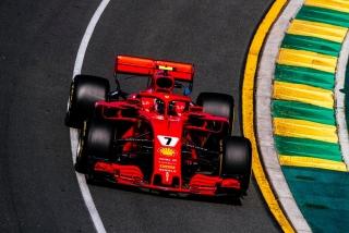 Fotos Kimi Räikkönen F1 2018 Foto 18