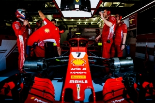 Fotos Kimi Räikkönen F1 2018 Foto 21