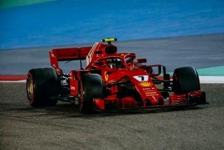 Fotos Kimi Räikkönen F1 2018 Foto 23