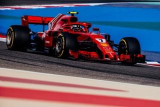 Fotos Kimi Räikkönen F1 2018 Foto 24