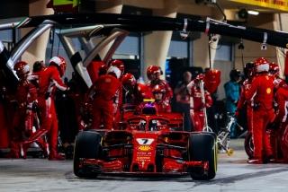 Fotos Kimi Räikkönen F1 2018 Foto 25